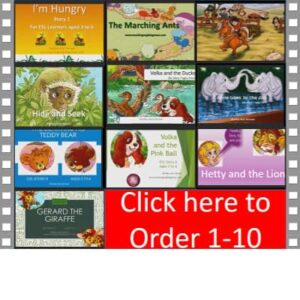 product cover for ten story powerpoints for preschoolers