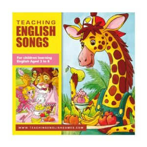 Songs album cover for Teaching English Songs 1